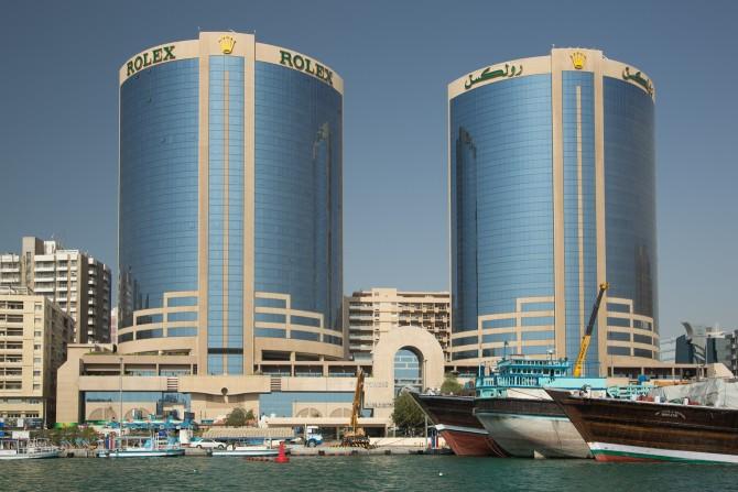 Deira Twin Towers