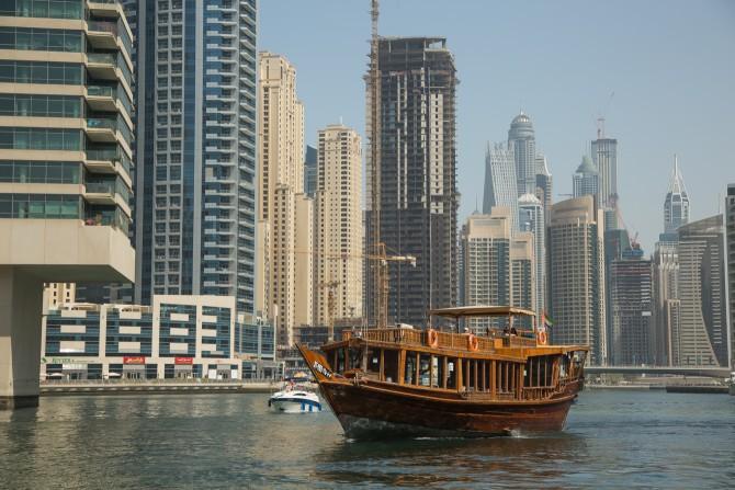 Foto's Dubai Marina