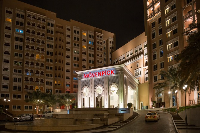 Review hotel Mövenpick Ibn Battuta Gate