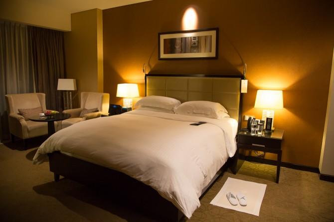 Review hotel The Address Dubai Marina
