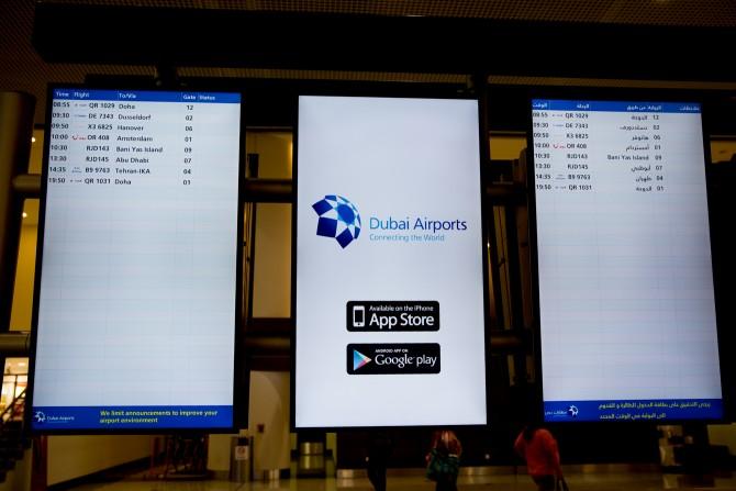 Vliegen vanaf Al Maktoum International Airport