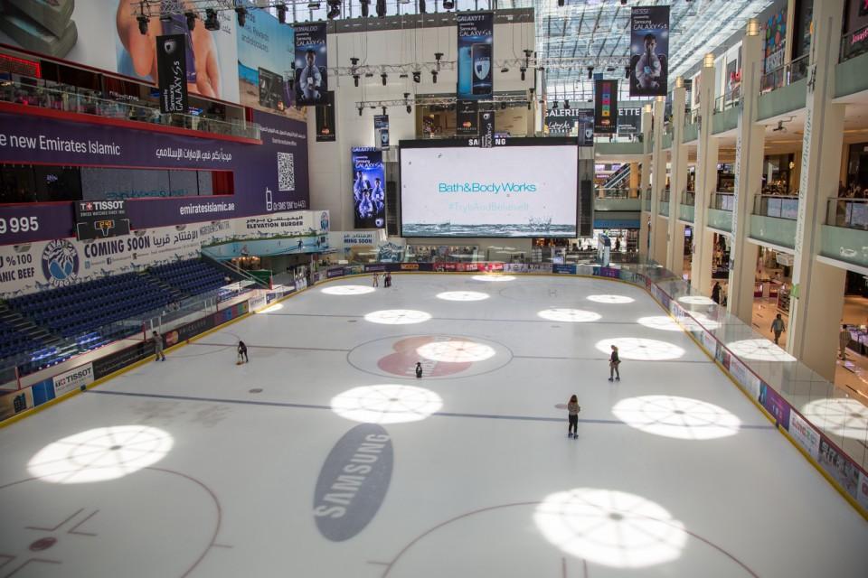 dubaimall-ice-rink