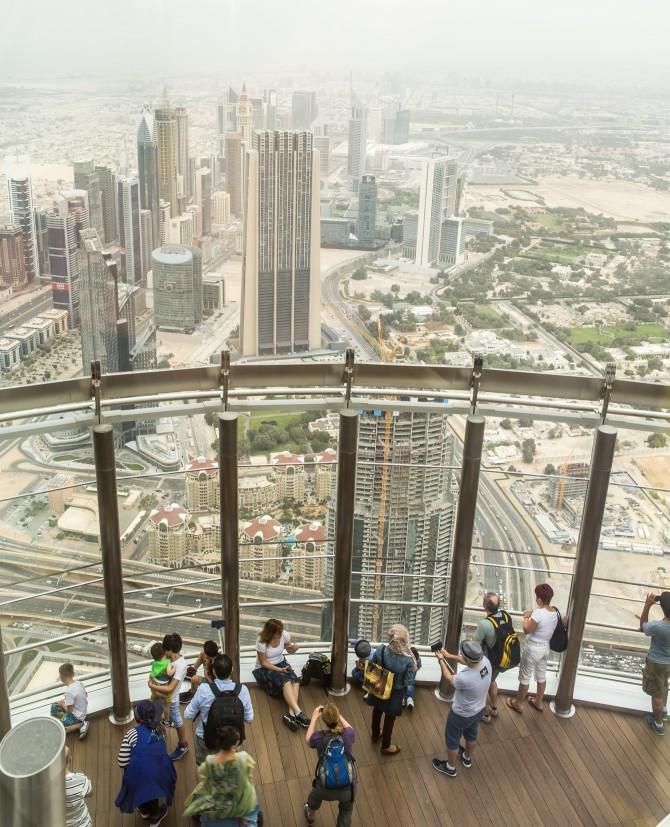 At the Top – Burj Khalifa