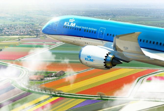 KLM gaat met Dreamliner op Dubai vliegen