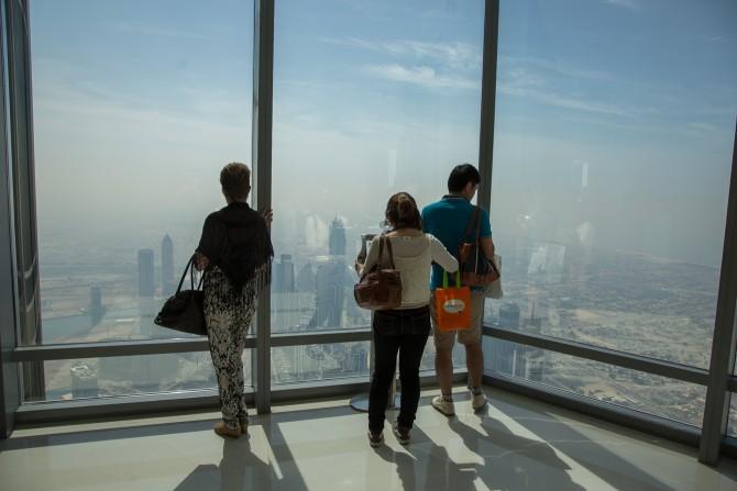 Burj Khalifa voortaan tijdens zonsopkomst geopend