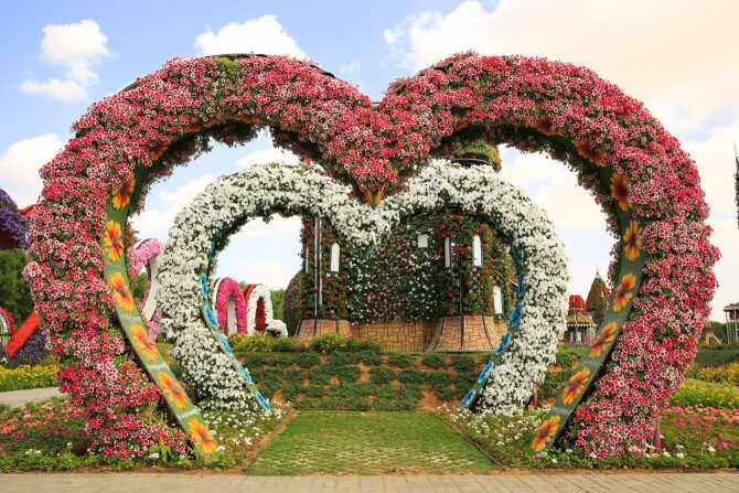 Miracle Garden is weer open