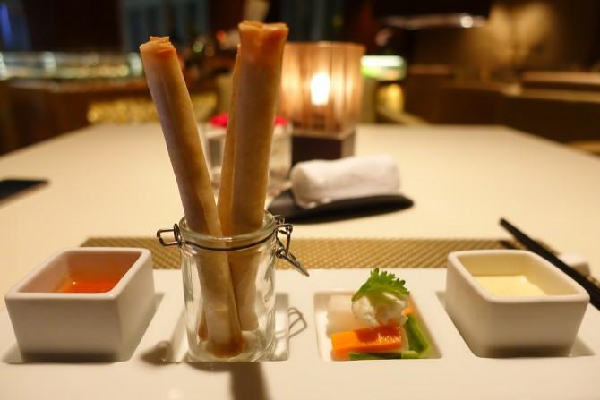Review restaurant Umai