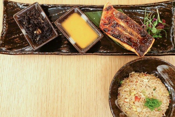 Review restaurant Wakame