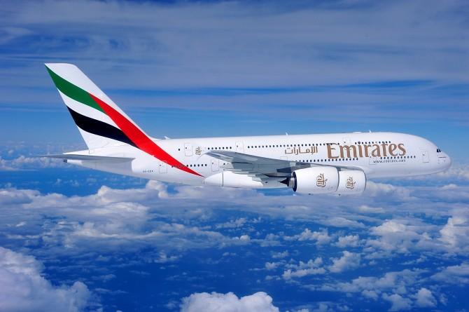 Emirates start 1 februari met tweede A-380 vlucht