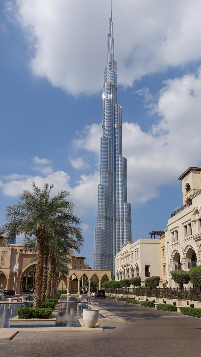 Burj Khalifa fotograferen