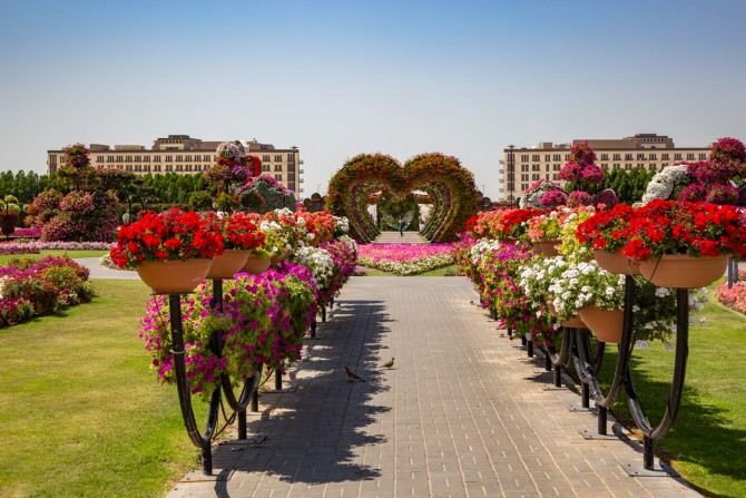 Openingsdatum en thema Dubai Miracle Garden is bekend