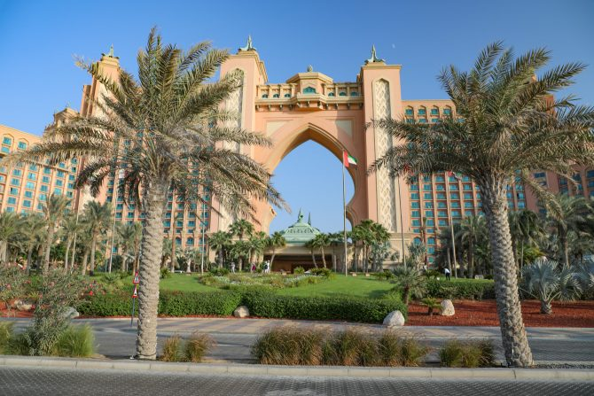 Review Atlantis The Palm Dubai
